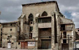 Iglesia de San Juan - Miranda de Ebro
