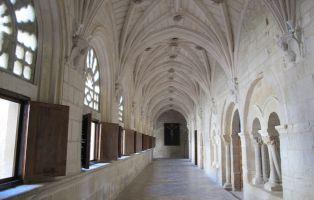 Qué ver en la Ribera del Duero - Claustro del Monasterio de La Vid