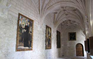 Qué ver cerca de Aranda de Duero - Claustro del Monasterio de La Vid - Burgos