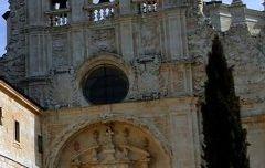 Espadaña - Monasterio de La Vid - Burgos
