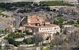 Monasterio Santa María del Parral - Segovia