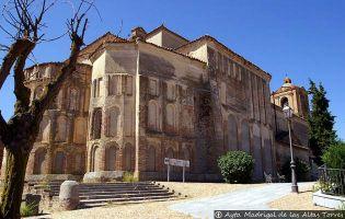 Iglesia de Santa Máría del Castillo - Madrigal de las Altas Torres