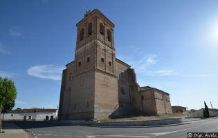 Iglesia de San Cipriano - Fontiveros