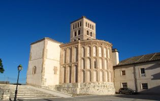 Arte Mudéjar en la provincia de Segovia - Samboal