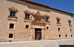 Peñaranda de Duero palacio