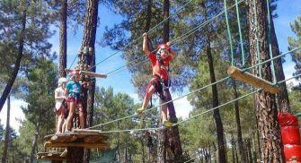 Parque de Aventuras en los Árboles - Segovia