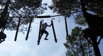 Parque de Aventuras - Segovia