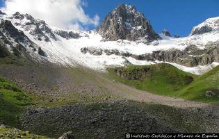Complejo Glaciar de Mampodre