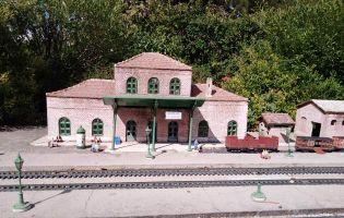 Estación de Olmedo - Pasión Mudéjar
