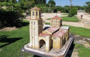 Parque del Románico - Colegiata de Santa María la Mayor de Toro - Zamora