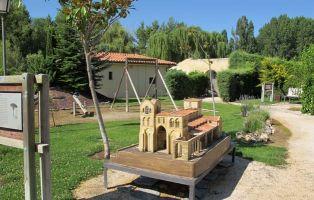 Parque del Románico - Basílica de San Vicente - Ávila