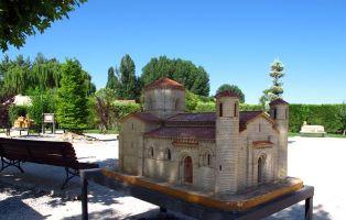 Parque del Románico - Iglesia de San Martín de Frómista - Palencia