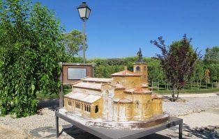 Parque del Románico - Iglesia de San Millán - Segovia