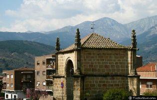 Ermita del Cristo de los Regajales - Arenas de San Pedro