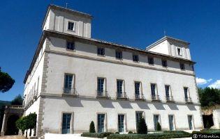 Palacio Real de Don Luis de Borbón y Farnesio - Arenas de San Pedro