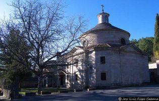 Santuario de San Pedro de Alcántara - Arenas de San Pedro