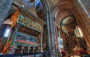 Cenotafio - Basílica de San Vicente
