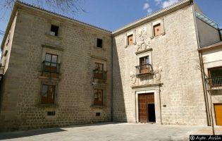 Palacio de los Serrano - Ávila