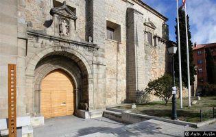 Monasterio de Santa Ana - Ávila