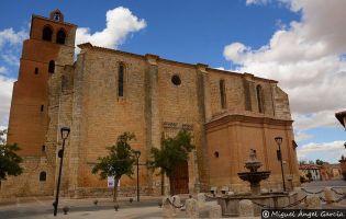Iglesia Museo de Santa María - Becerril de Campos