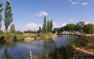 Canal de Castilla - Becerril de Campos