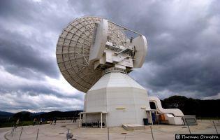 Agencia espacial europea - Cebreros