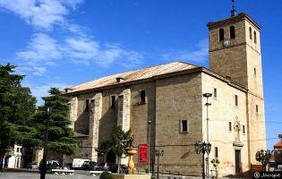 Iglesia de Santiago Apóstol - Cebreros