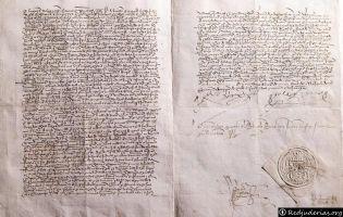 Decreto de expulsión judíos - Ávila