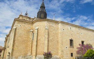 Iglesia de Santa Águeda - Sotillo de la Ribera