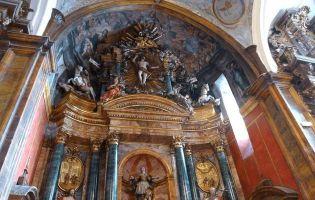 Retablo Iglesia de Santa Águeda - Sotillo de la Ribera