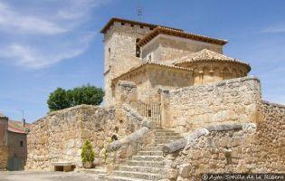 Iglesia románica de Pinillos de Esgueva