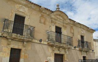 Palacio de los Serrano - Sotillo de la Ribera