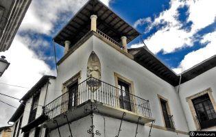 Palacio de Torquemada - Villafranca del Bierzo