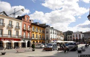 Plaza Mayor - Villafranca del Bierzo