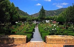 Jardines de la Alameda - Villafranca del Bierzo