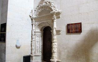 Qué ver en la Ribera del Duero - Museo Capilla de los Manuel - Iglesia de San Pablo