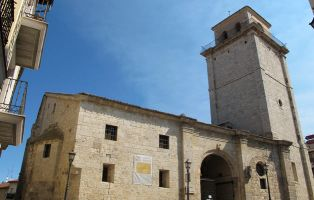 Qué visitar en Peñafiel - Museo de Arte Sacro Iglesia de Santa María