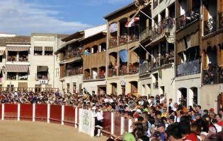 Fiestas de Nuestra Señora y San Roque - Peñafiel - Valladolid