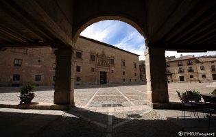 Qué ver en Peñaranda de Duero y Alrededores - Plaza Mayor