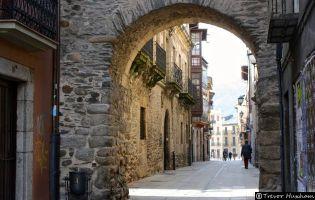 Calle del Reloj - Ponferrada