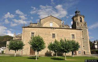 Colegiata - Villafranca del Bierzo