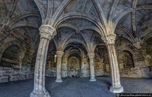Sala Capitular - Monasterio de Carracedo