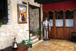Habitaciones con baño privado, televisión y acceso a internet en Las Merindades - Burgos