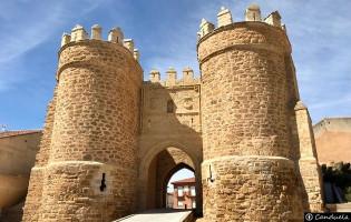 Puerta de San Andrés.
