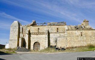 Ruinas iglesia de San Pedro - Torrelobatón