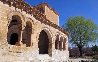 Románico en Soria - Rejas de San Esteban
