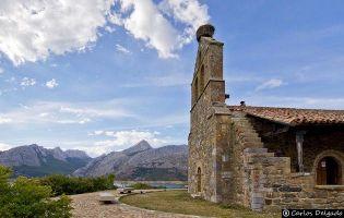 Iglesia del Rosario - Riaño
