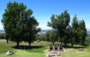 Paraje recreativo de Hontanares - Riaza - Segovia