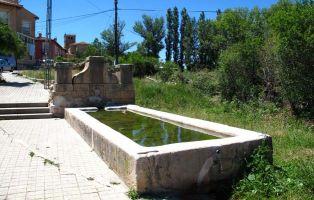 Fuente de El Escorial o 'El Pilón' - Riaza - Segovia.