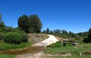 Zona recreativa 'La Charca' - Riaza -Segovia